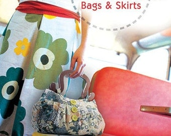 Free Style Handmade Bags & Skirts BOOK - Woonjin Publishing