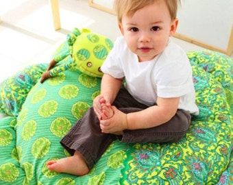 20% Off! Amy Butler PATTERN - Little Daisy's Big Nap Pillow