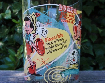 Sale Disney McDonalds Collectible Glass Bambi Pinocchio Mickey Dumbo Walt 100th Anniversary Mint epsteam Gift