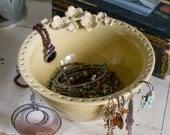 Earring Jewelry Bowl Mango Lassi