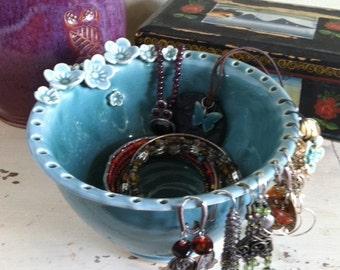 Jewelry Bowl, Earring bowl,
