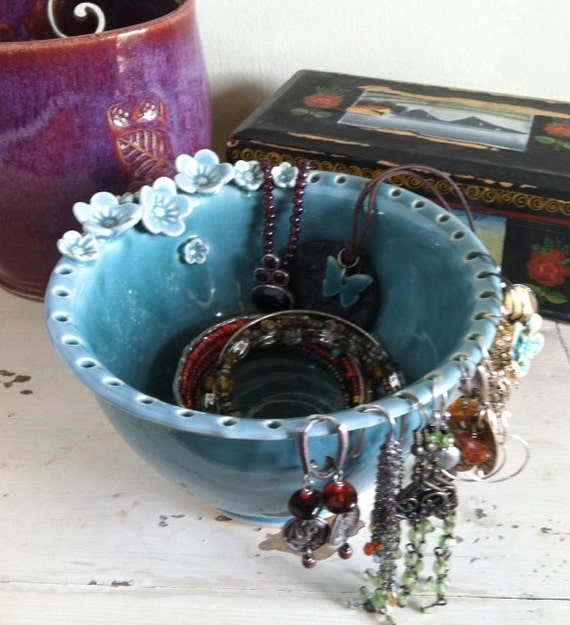 Jewelry Bowl, Earring bowl,