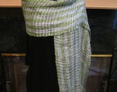Beaded and Sequined Shawl / Scarf