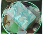 Sea Glass Handmade Soap