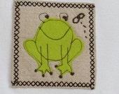 Long Sleeve Froggie Onesie