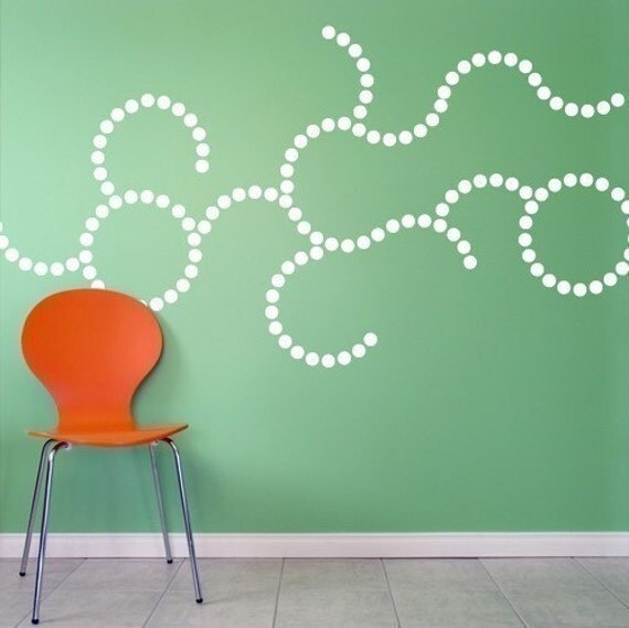 Curve Wall Graphics