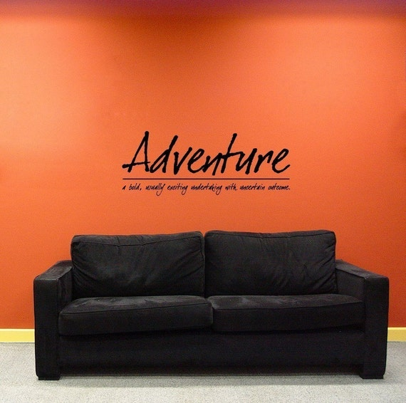 Adventure Wall Graphic
