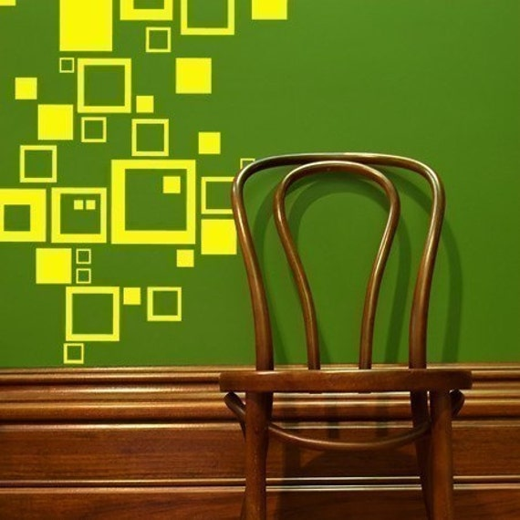 Squared Wall Decals