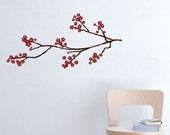 Blossomed Branch Decal Medium