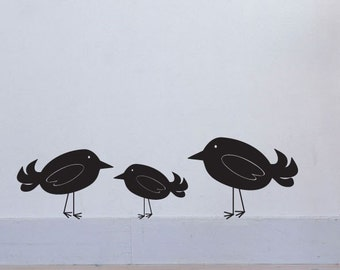 Wall decal The Joshua Bird