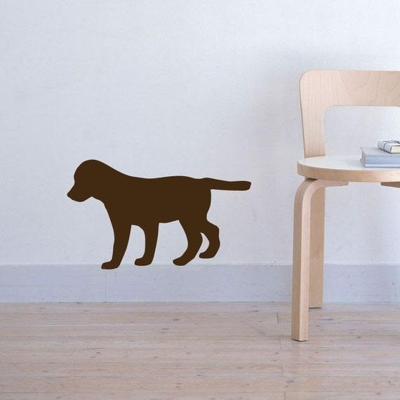Puppy Vinyl Decal