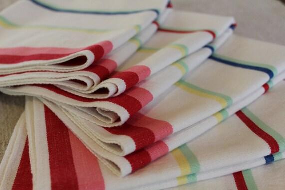 Vintage Kitchen Towel New Dish Towels Cannon Cotton Linen