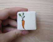 Carrot - Original Oil Painting