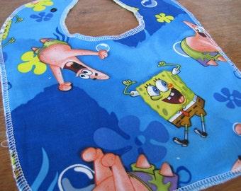 Spongebob Baby and Toddler Bib