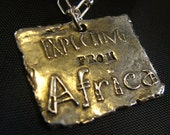 Africa Necklace-Expecting from Africa