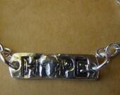 Africa Hope Bracelet-Our Glimmer of Hope Fundraiser