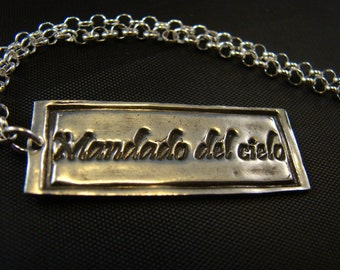 Guatemala-Mandado Del Cielo-Heaven Sent  necklace