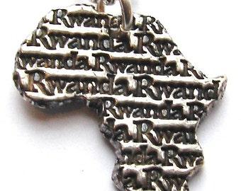 Africa Necklace- Rwanda