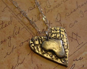 Africa Necklace-Africa  in my Heart necklace
