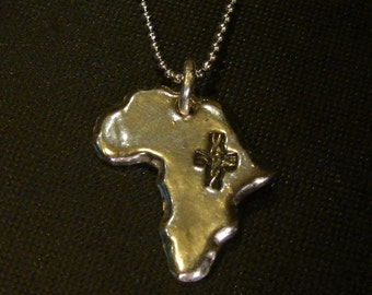 Africa Necklace-His Blessing for Africa