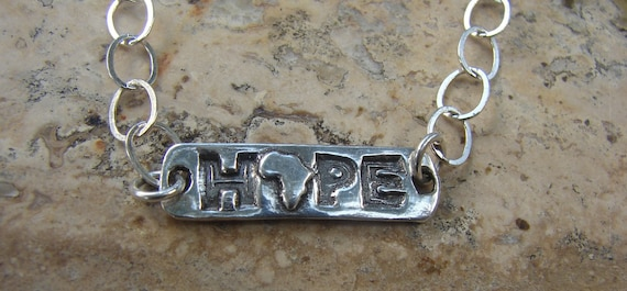 Africa Hope Necklace- Our Glimmer of Hope Fundraiser