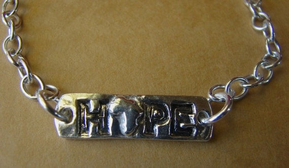 Africa Hope Bracelet-Our Glimmer of Hope Fundraiser