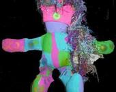 Rainbow Bohemian Misfit (reserved for babji)