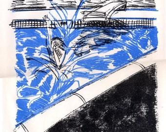 California Pool II