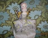 18th Century style fairy art doll