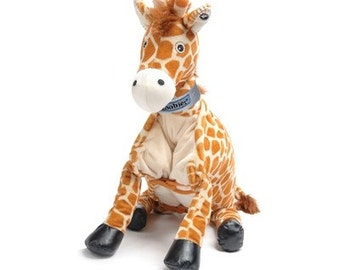 3 in 1 Personalized Giraffe