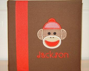 Sock Monkey for the Guy