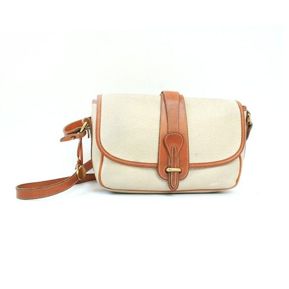 vintage DOONEY and BOURKE leather bag