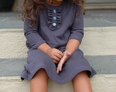 Steel custom dress -- sizes 1 year to 12 years
