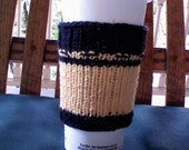 Pittsburgh Black And Gold Coffee Sweater