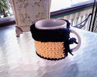 Pittsburgh Black And Gold Coffee Mug Sweater