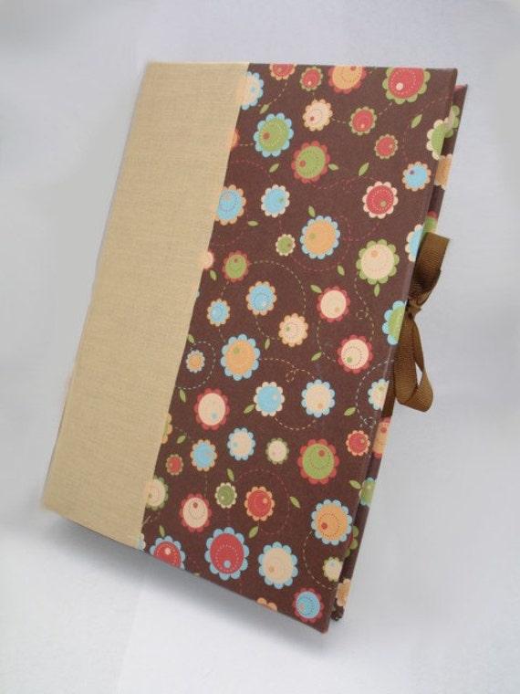 Brown Retro Knitting Needle\/ Crochet Hook Holder