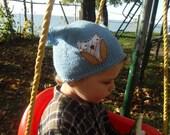 Hoot Owl Hat
