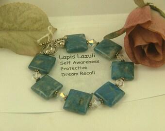 Lapis Lazuli Bracelet-B5