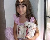 SMALL HUGBABY BY BRYNN MUSLIN DOLL ETSY FOR AUTISM