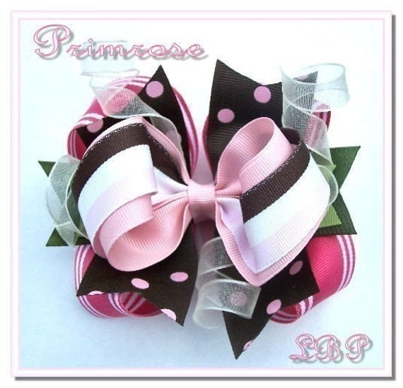 how to make cheerleading hair bows instructions
