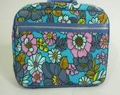mini retro suitcase