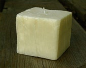 ON SALE Woodblock Candle - All Natural Soy Wax