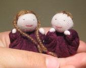 Custom Teeny Tiny Baby Twins for Twinspired