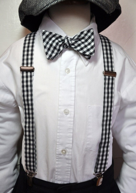 LittleBoySwag Boys Bow Ties Suspenders. Wedding, Birthday, Cake Smash Niagara Falls, New York Sales On Etsy since 5 out of 5 stars () Boys Leather Suspenders And Navy Bow Tie, Boys Suits, Ring Bearer Outfit, Wedding Bow Tie, Baby Boy Bow Tie, Boys Clothes, Boys Suspenders 5/5(K).