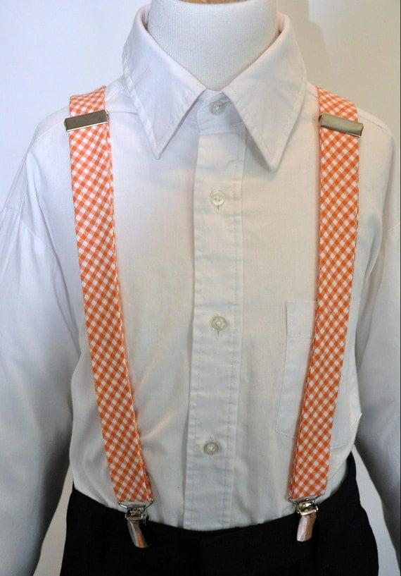 Suspenders for Boys or Men