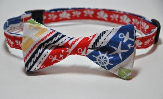 Boy's Bow Tie Pirate Stripe