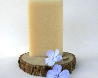 White Gardenia Soap, 4oz Natural Vegan Cold Process Soap, castile soap, olive oil soap, bridesmaid gift