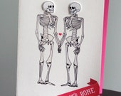 Let's Bone - Skeletons in Love