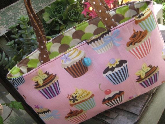 Cupcake Handbag