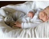 Little Teddies Felted Merino Baby Ankle Booties